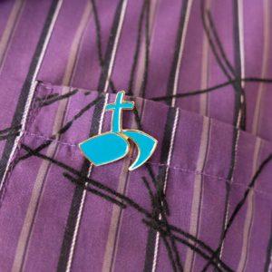 GOC Logo Pin